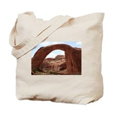 Rainbow Bridge Arch, Utah, USA Tote Bag