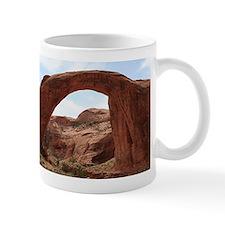 Rainbow Bridge Arch, Utah, USA Mug
