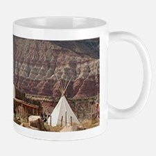 Fort Zion, Virgin, Utah, USA Mug
