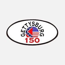 Gettysburg 150th Anniversary Civil War Patches