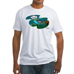 VivaPup: Swims With Dolphins Shirt