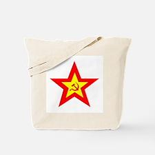 Soviet Star Tote Bag