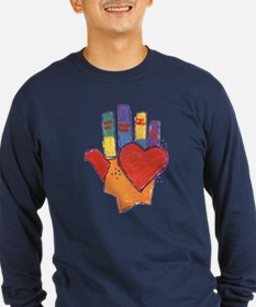 Hand and Heart T