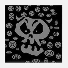 Demon Swirl Tile Coaster