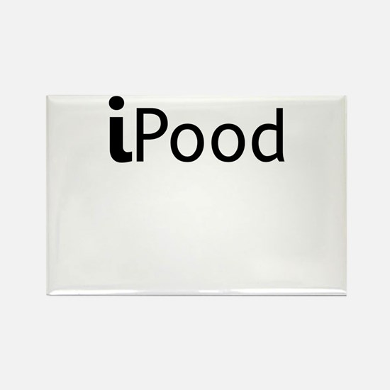 ipood Rectangle Magnet
