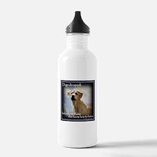 Dogs do Speak Water Bottle