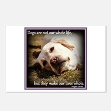 Make Our Lives Whole Postcards (Package of 8)