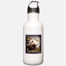 Make Our Lives Whole Water Bottle