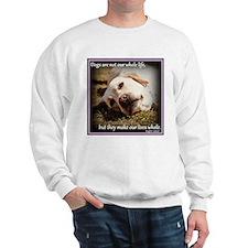 Make Our Lives Whole Sweatshirt