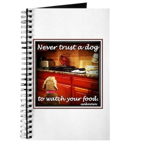 Food Watcher Journal