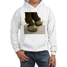 Happy Feet, For the Love of Horses Hoodie