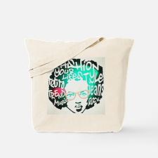 Melanic Fijian Swag Female Lite Bink Tote Bag