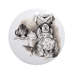 Brewster 1 Ornament (Round)