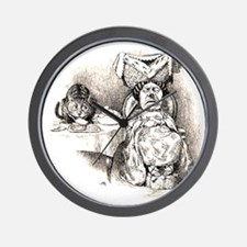 Brewster 1 Wall Clock