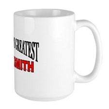 """The World's Greatest Blacksmith"" Mug"