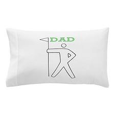 Golf Dad Pillow Case
