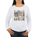 Brewster 3 Women's Long Sleeve T-Shirt