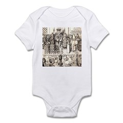 Brewster 3 Infant Bodysuit