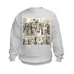 Brewster 3 Kids Sweatshirt