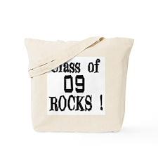 09 Rocks ! Tote Bag