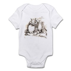 Brewster 5 Infant Bodysuit