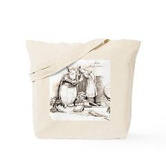 Brewster 5 Tote Bag