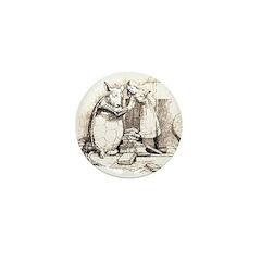 Brewster 5 Mini Button (10 pack)