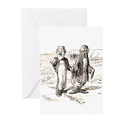 Brewster 6 Greeting Cards (Pk of 10)