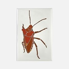 Big Stink Bug Rectangle Magnet