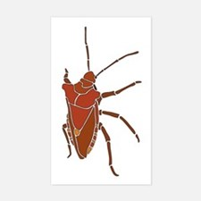 Big Stink Bug Sticker (Rectangle)
