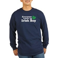 Everyone loves an irish boy T