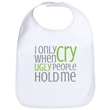 Crying Baby Bib