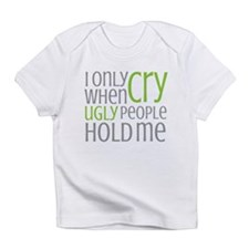 Crying Baby Infant T-Shirt
