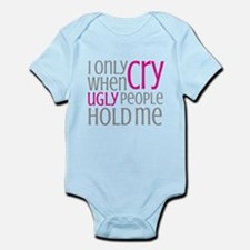 Crying Baby Body Suit
