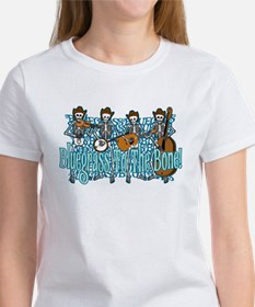 Bluegrass Skeletons Tee