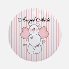 Angel Aide Ornament (Round)