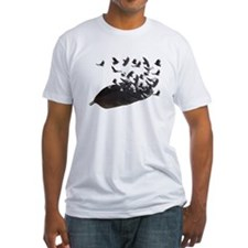 Flying Crow Feather Shirt