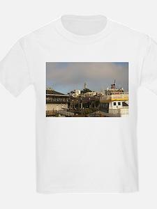 SanFrancisco from Pier 39 -  Kids T-Shirt
