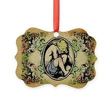 Weeping Cherub Ornament