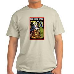 Royal Book of Oz Ash Grey T-Shirt