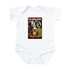 Royal Book of Oz Infant Bodysuit