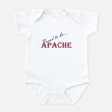 Apache Infant Bodysuit