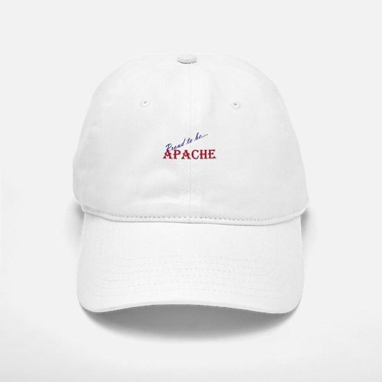 Apache Baseball Baseball Cap