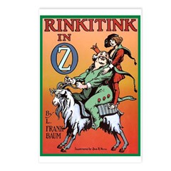 Rinkitink in Oz Postcards (Package of 8)