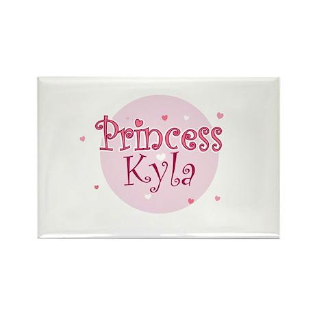 Kyla Rectangle Magnet (10 pack)