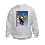 Lost Princess of Oz Kids Sweatshirt