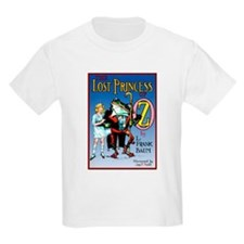 Lost Princess of Oz Kids T-Shirt