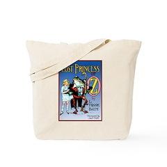 Lost Princess of Oz Tote Bag