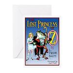 Lost Princess of Oz Greeting Cards (Pk of 10)