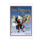 Lost Princess of Oz Mini Poster Print